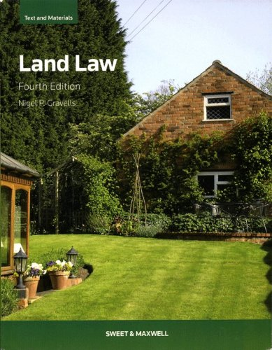 9780421963603: Land Law: Text and Materials