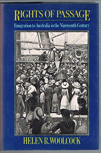 9780422602402: Rights of Passage: Emigration to Australia in the Nineteenth Century