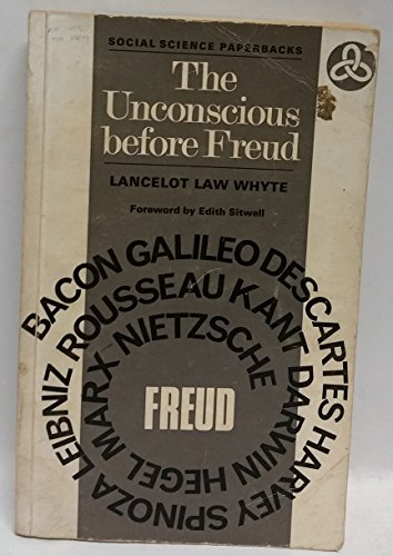 9780422722100: Unconscious Before Freud (Social Science Paperbacks)