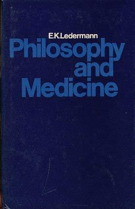 9780422734004: Philosophy and Medicine
