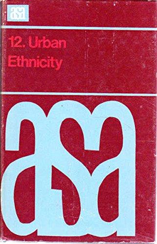 Urban Ethnicity.: Cohen, Abner
