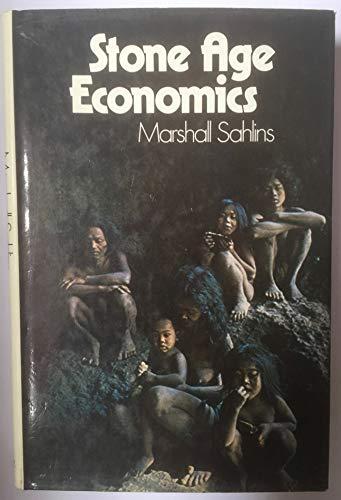 9780422745307: Stone Age Economics
