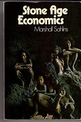 9780422745406: Stone Age Economics (Social Science Paperbacks)