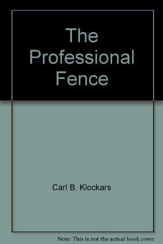 9780422749503: The Professional Fence