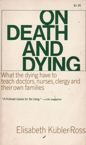 9780422754903: On Death and Dying (Social Science Paperbacks)