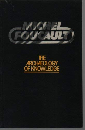 9780422758802: Archaeology of Knowledge (World of Man)