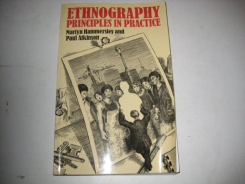 9780422771603: Ethnography: Principles in Practice