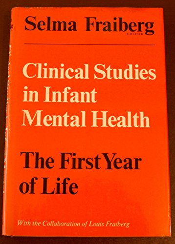 9780422776202: Clinical Studies in Infant Mental Health
