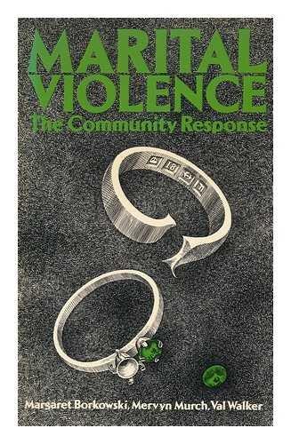 9780422781305: Marital Violence: The Community Response