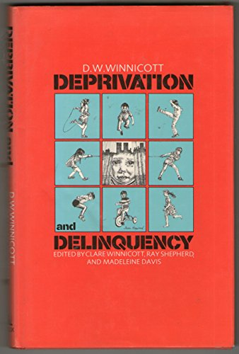 9780422791700: Deprivation and Delinquency
