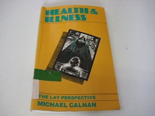 9780422794206: Health and Illness : The Lay Perspective