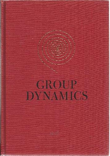 Group Dynamics: Cartwright, D. and