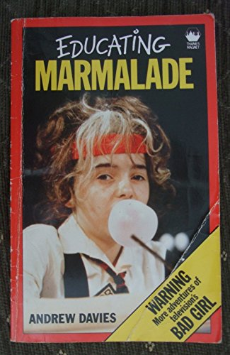 9780423008104: Educating Marmalade (A Thames/Magnet book)