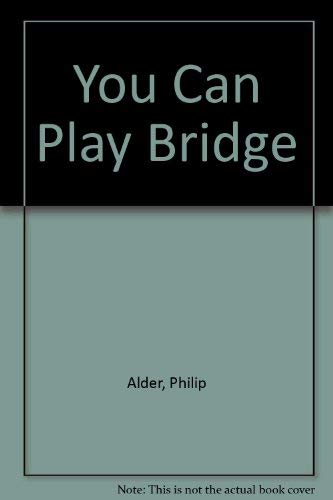 9780423008302: You Can Play Bridge