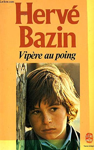 9780423504507: Vipere au Poing (Methuen's Twentieth Century French Texts) (French Edition)