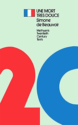 9780423509908: Une Mort Tres Douce (Twentieth Century Texts)