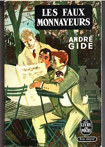 9780423511901: Les Faux Monnayeurs (Twentieth Century Texts)