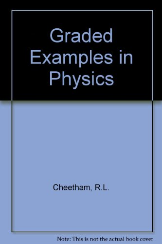 9780423709803: Graded Examples in Physics