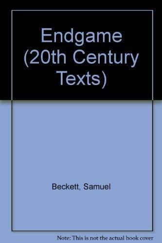 9780423795707: Endgame (20th Century Texts)