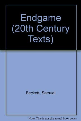 9780423795707: Endgame (20th Century Texts)