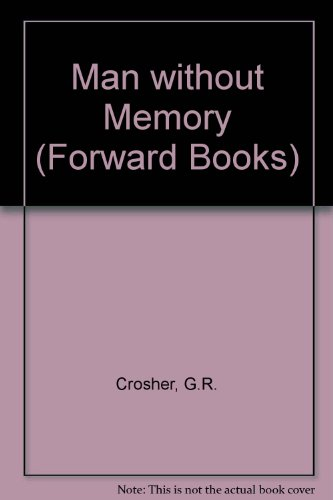 9780423814507: Man without Memory (Forward Books)