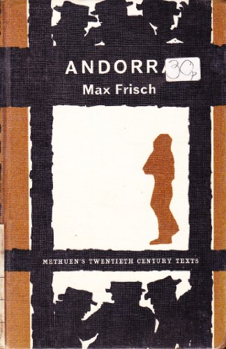9780423827804: Andorra (20th Century Texts, German S.)