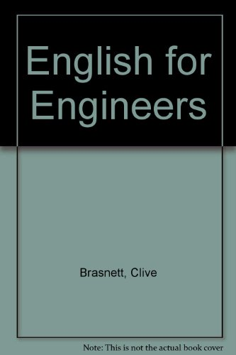 9780423841305: English for Engineers
