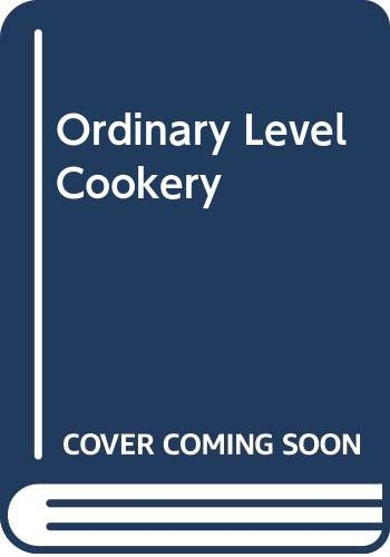 O' Level Cookery: P.M. Abbey and