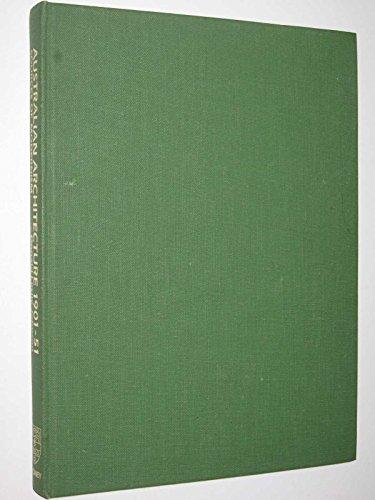 Australian Architecture, 1901-51: Sources of Modernism: Johnson, Donald Leslie