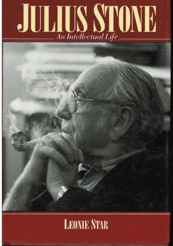 9780424001746: Julius Stone An Intellectual Life