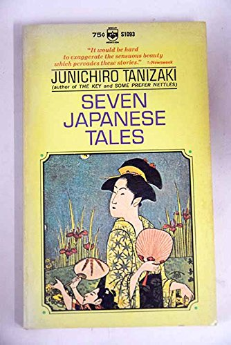 9780425010938: Seven Japanese Tales