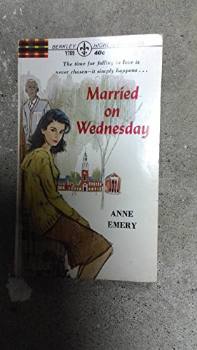 9780425015827: Married on Wednesday