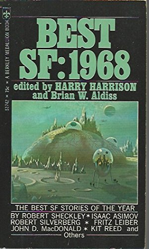 Best SF: 1968: Harrison, Harry and