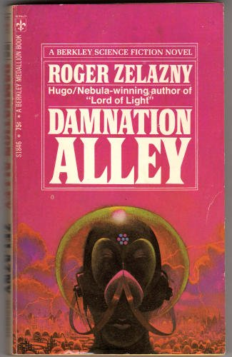 [signed] Damnation Alley