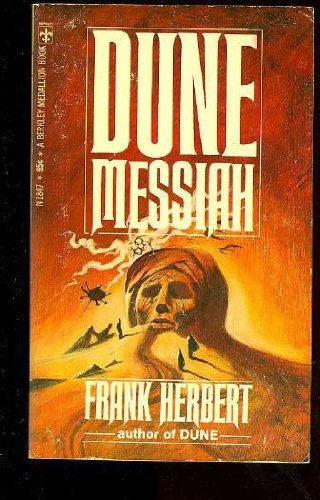 Dune Messiah (Berkley SF, N1847): Frank Herbert