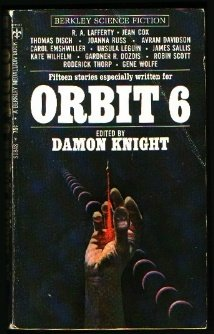Orbit 6 : The Second Inquisition; Remembrance: Knight, Damon (editor);
