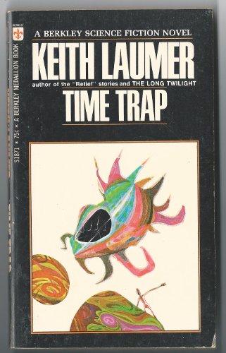 9780425018712: Time trap