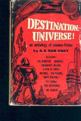 9780425019122: Destination Universe