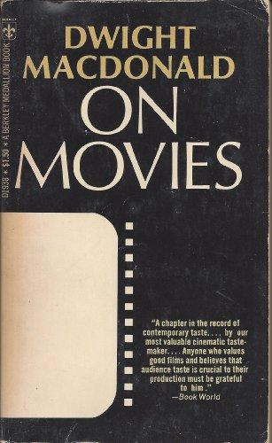 9780425019382: On Movies