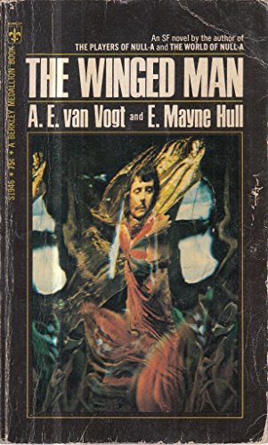 9780425019467: The Winged Man (MEdallion SF, S1946)