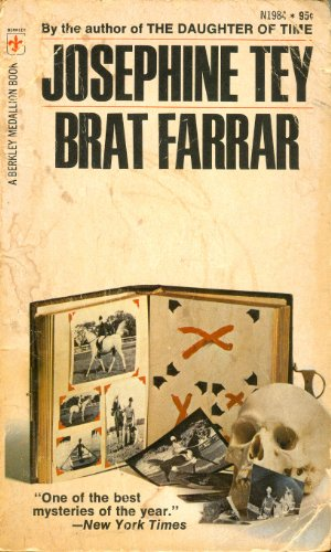 9780425019849: Brat Farrar (Berkley Meldallion Book N1984)