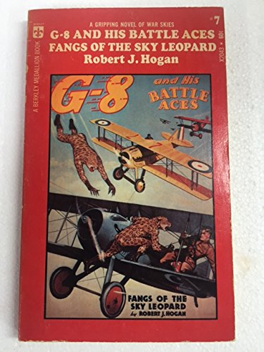 9780425020432: G-8 and His Battle Aces #7: Fangs of the Sky Leopard