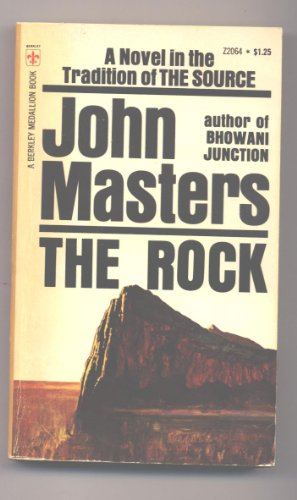 The Rock (9780425020647) by John Masters