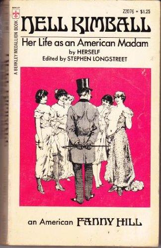 9780425020760: Nell Kimball: Her Life as an American Madam (A Berkley Medallion book)