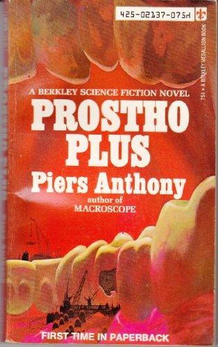 Prostho Plus: Anthony, Piers (Author)