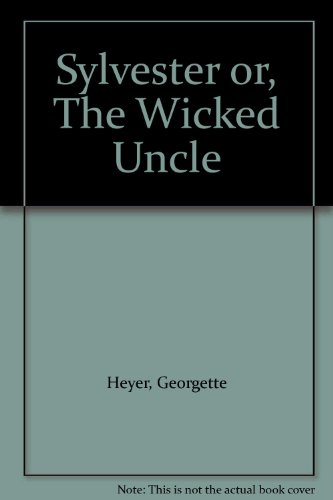 9780425021637: Sylvester or, The Wicked Uncle