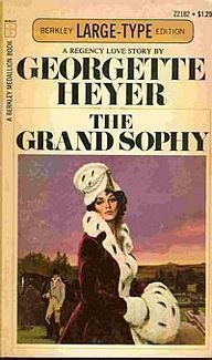 9780425021828: The Grand Sophy (Large-Type Edition)