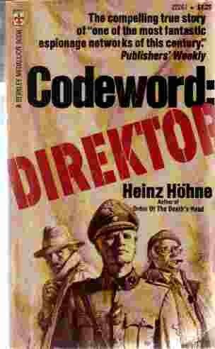 Codeword: Direktor: Hohne, Heinz
