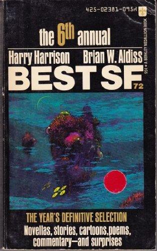 9780425023815: The 6th Annual Best SF (1972)