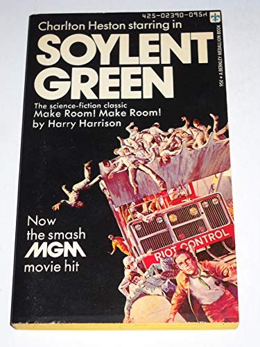 9780425023907: Soylent Green (Make Room ! Make Room !)